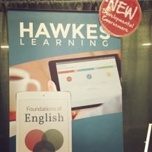 Our NEW Foundations of English courseware is fully tablet compatible