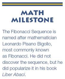 math milestone