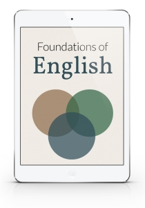 Foundations of English