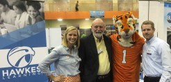 Our founder and Clemson alumni enjoyed visiting Clemson's career fair!