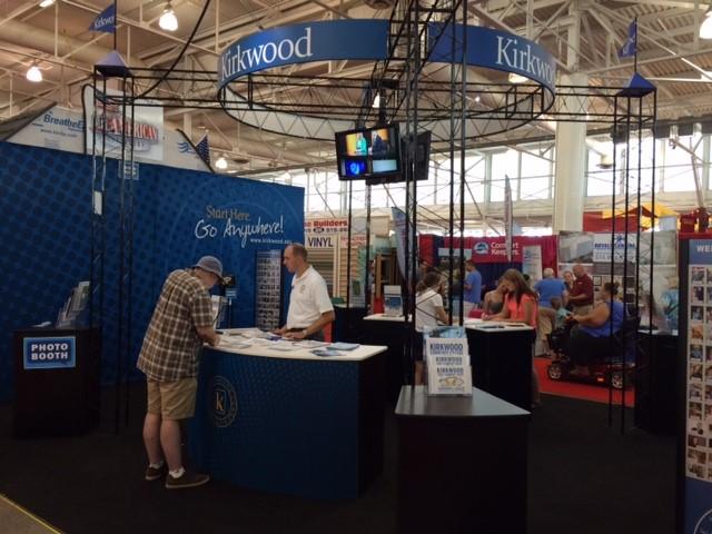 Kirkwood at Iowa State Fair