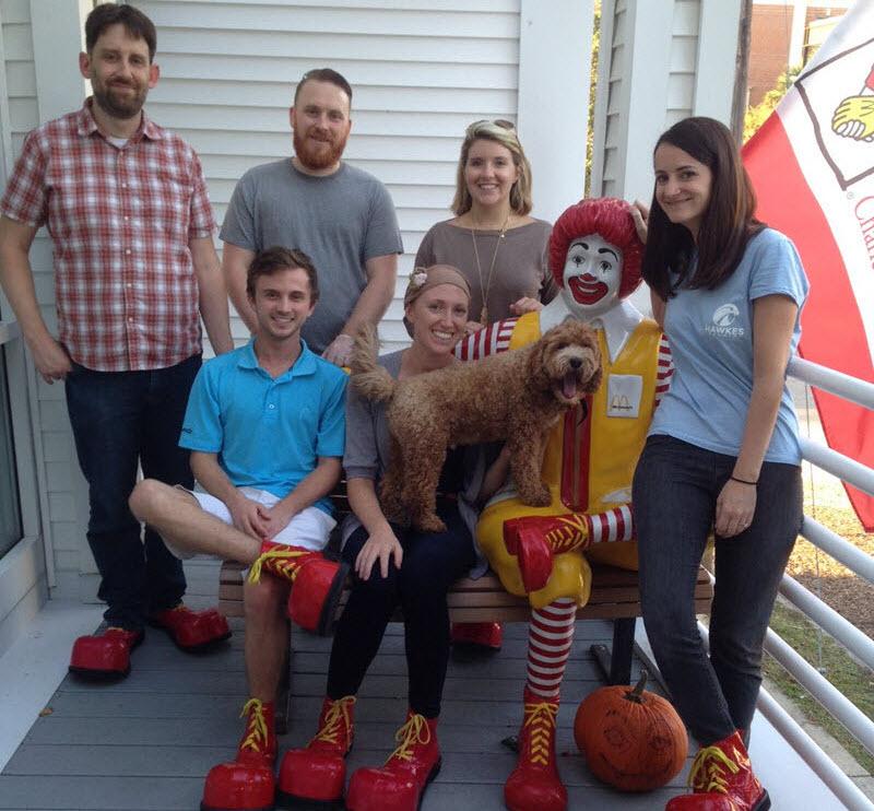 Volunteering at the Ronald McDonald House: I'm Lovin' It