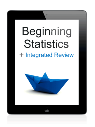 Beginning Statistics Plus Review