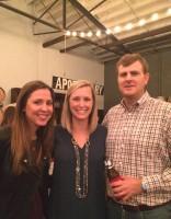 Kelsey, Emily, and Bascom