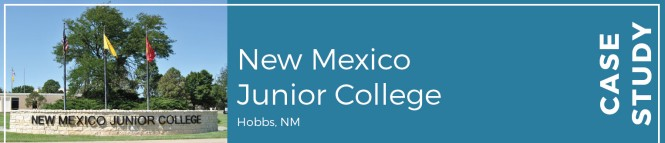 New Mexico Junior College in Hobbs, New Mexico