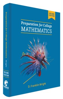 Preparation for College Mathematics cover