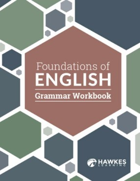 Cover of Foundations of English Grammar Workbook