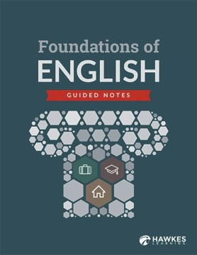 Cover of Foundations of English Guided Notes