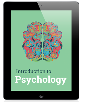 Introduction to Psychology in iPad