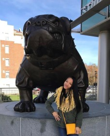 Student Ambassadors Spring 2019 - Kayla