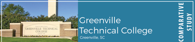 Greenville Technical College in Greenville, SC; Comparative Study