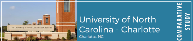 University of North Carolina Charlotte in Charlotte, NC; Comparative Study
